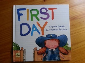 First Day Book